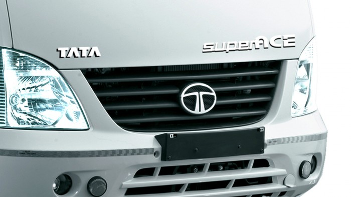 Xe Tải Tata Super Ace Của Ấn Độ Tại Hải Phòng, Thùng Kín, 1.2 Tấn 8