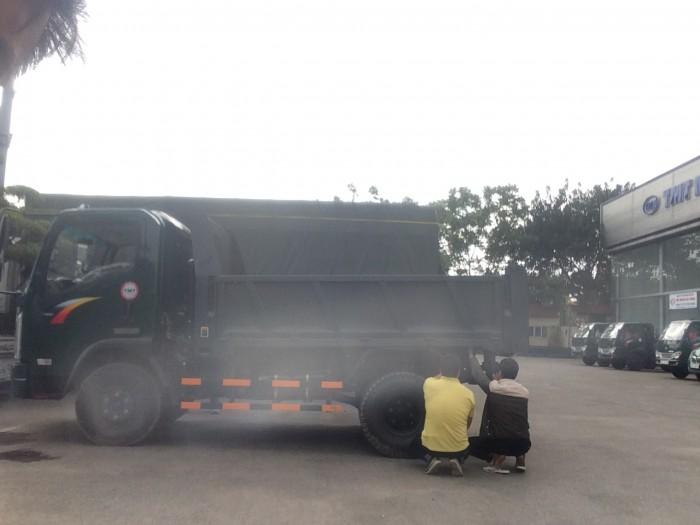 Xe ben Cửu Long TMT tại Hải Phòng, 6.5 tấn, máy Sinotruck 11