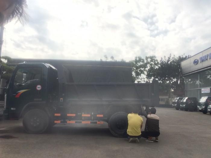 Xe ben Cửu Long TMT tại Hải Phòng, 6.5 tấn, máy Sinotruck 12