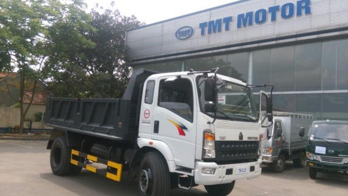 Xe ben Cửu Long TMT tại Hải Phòng, 9.5 tấn, máy Sinotruck 13