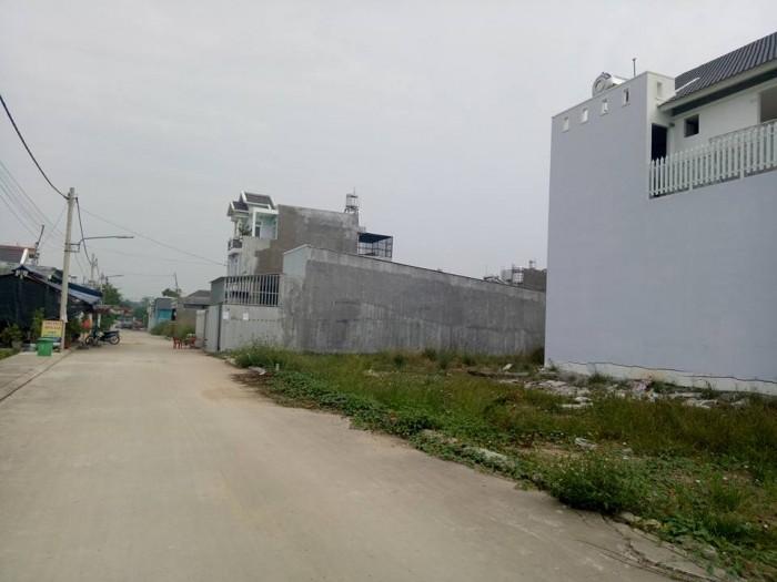 Đất Chợ Cầu Đồng Đường Thạnh Lộc 19, Q.12 DT 4,5 x 16m thổ cư