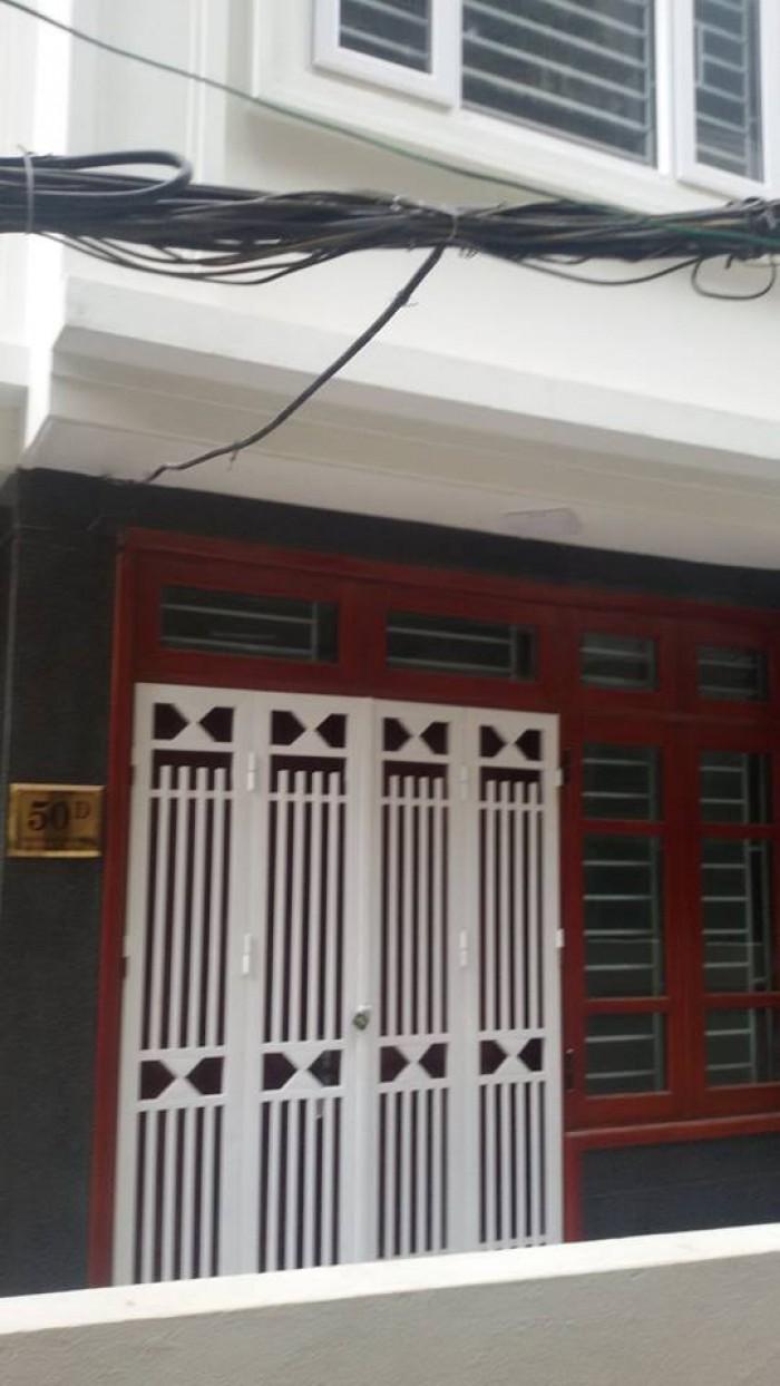 Bán nhà 5 tầng, giá 4.5 tỷ phố Huỳnh Thúc Kháng - Đống Đa