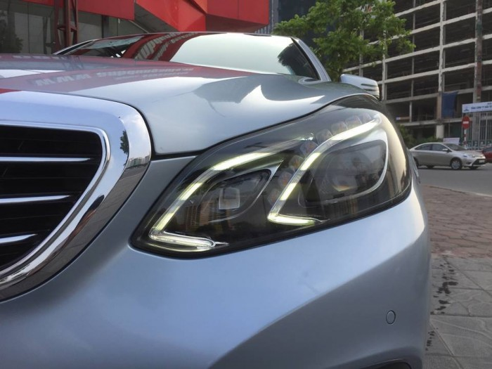 Mercedes E200 sản xuất 2013 model 2014. 8