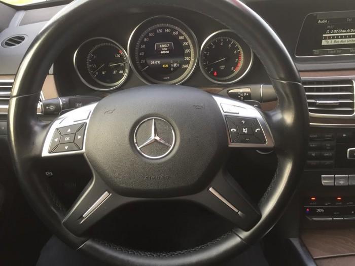 Mercedes E200 sản xuất 2013 model 2014. 9