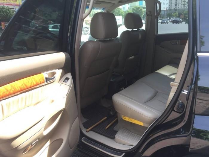 Lexus GX 470 sản xuất năm 2005 Số tự động Động cơ Xăng