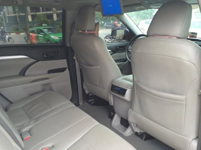 Toyota Highlander 2.7Le Xanh Nhạt 2014 Xe Chạy 30000 Km, 1