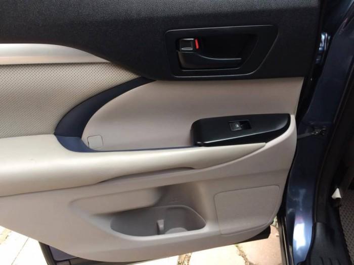 Toyota Highlander 2.7Le Xanh Nhạt 2014 Xe Chạy 30000 Km, 2
