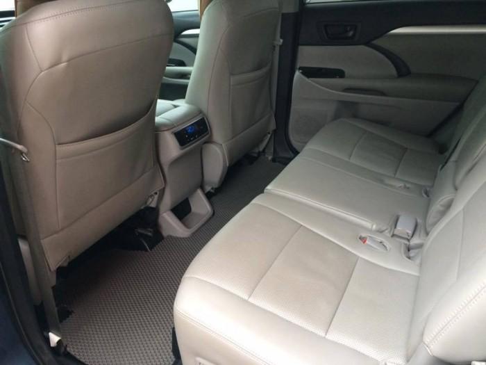 Toyota Highlander 2.7Le Xanh Nhạt 2014 Xe Chạy 30000 Km, 3