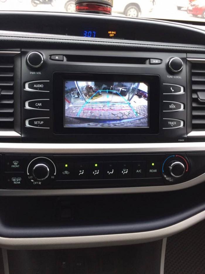Toyota Highlander 2.7Le Xanh Nhạt 2014 Xe Chạy 30000 Km, 7