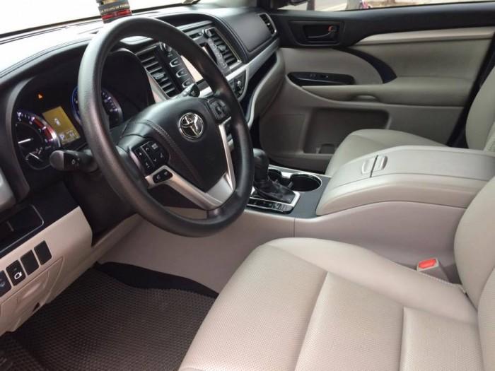 Toyota Highlander 2.7Le Xanh Nhạt 2014 Xe Chạy 30000 Km, 11