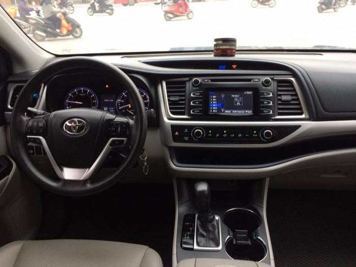 Toyota Highlander 2.7Le Xanh Nhạt 2014 Xe Chạy 30000 Km, 13