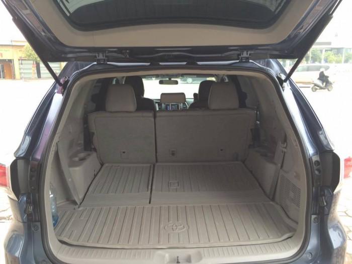 Toyota Highlander 2.7Le Xanh Nhạt 2014 Xe Chạy 30000 Km, 14