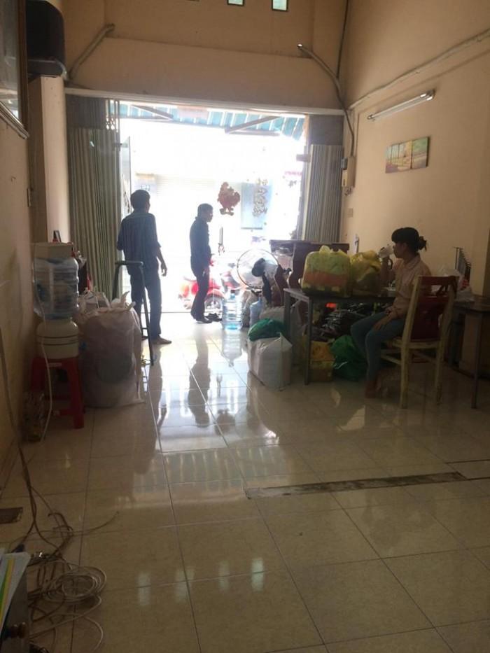 Nhà bán đường nội bộ 10m Khuông Việt p phú Trung Q Tân phú