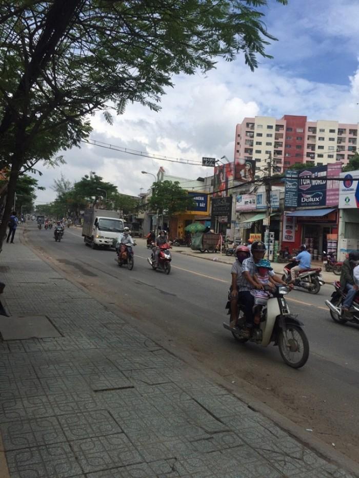 Bán Nhà Mặt Tiền Đường Nguyễn Oanh, Phường 16, Quận Gò Vấp