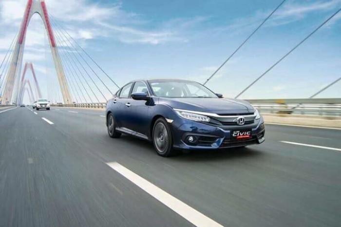 Honda Civic Turbo Tăng Áp  2018 ---Sức Mạnh 2.4L
