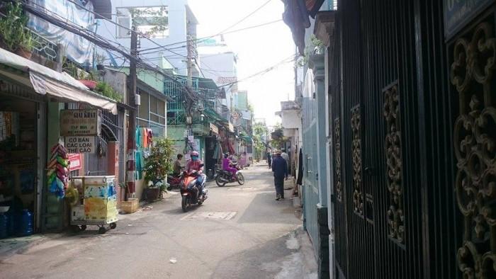 HXH 5M số 80 Huỳnh Văn Nghệ, p.15, TB, 3,75X14,4m, 2 tầng, 2,250 tỷ TL