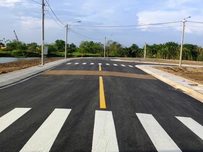 Bán nhanh lô đất Đường 8, phường Long Phước DT: 52 m2/ 810 triệu, Gần khu công nghệ cao