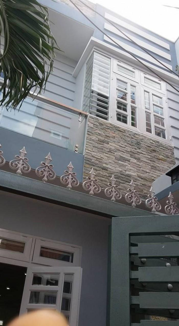 Nhà bán đường Phan Huy Ích ,p12 ,Gò Vấp, dt,5 x 5 đúc 1 trệt 1 lầu,  giá 1 tỷ 150