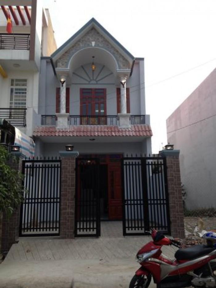 Bán nhà 2 tầng hẻm 6m, Huỳnh Tấn Phát, Nhà Bè,DT 3x13m. Giá 178 tỷ