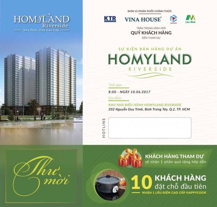 Homyland 3 Dự Án Căn Hộ Hot Nhất Q2