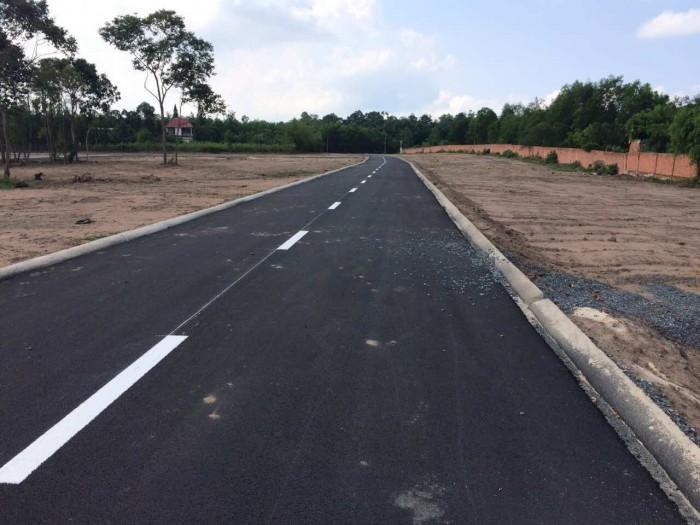 Bán nhanh đất nền biệt thự dự án Lucky Garden xã Phước Thái gần cổng phụ sân bay Long Thành