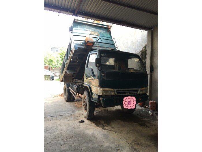 Dongfeng Chenglong sản xuất năm 2007 Xe tải động cơ Dầu diesel