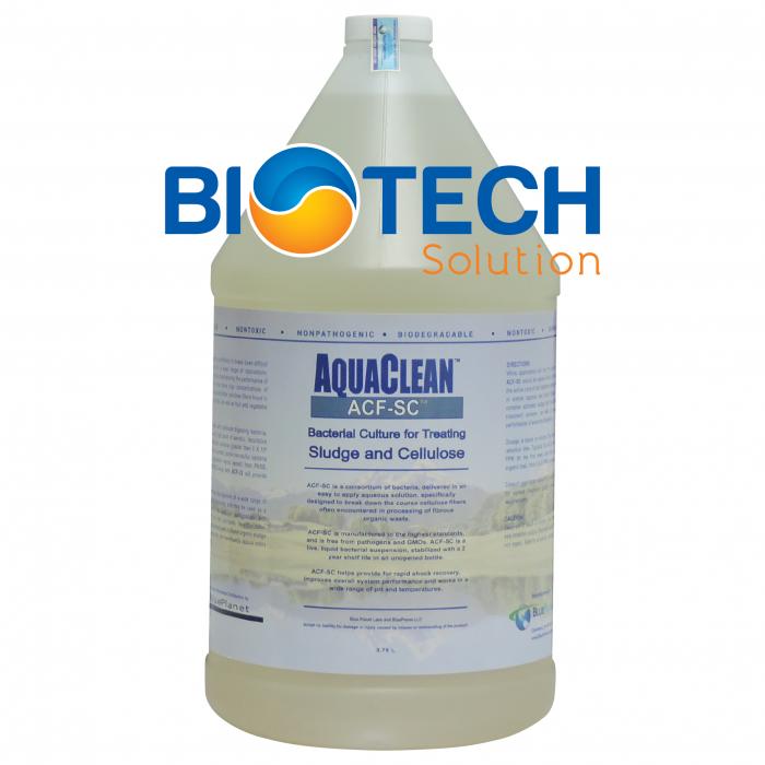 Vi sinh xử lý nước thải khó phân hủy