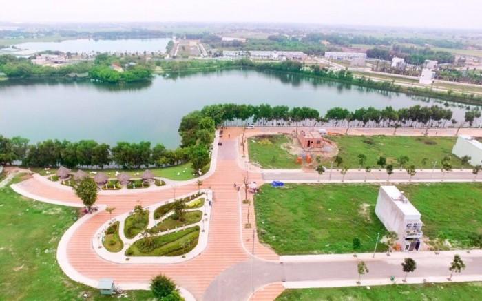 Bán gấp nền F3 (100m2) trục đường chính Cát Tường Phú Sinh, giá 570tr