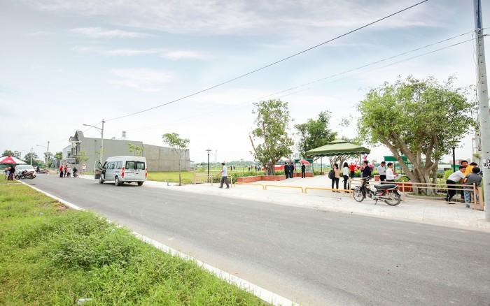 Bán lô đất 3 mặt tiền khu du lịch Cát Tường Phú Sinh tiện kinh doanh siêu thị mini