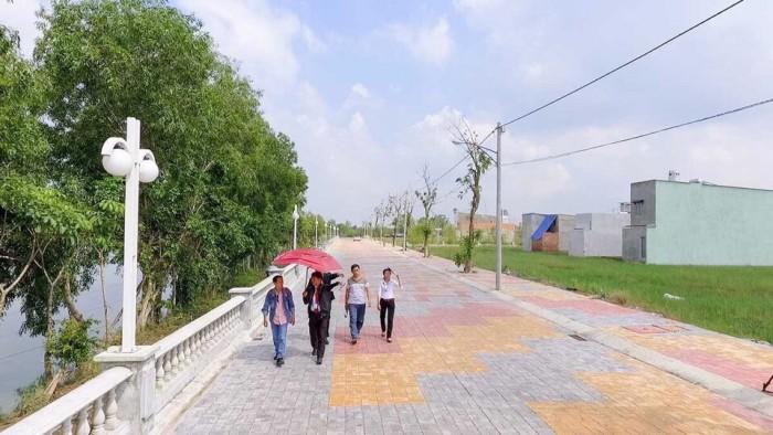 Cần bán gấp 2 lô A2, A3 trong KDL sinh thái Cát Tường Phú Sinh ngay đường chính