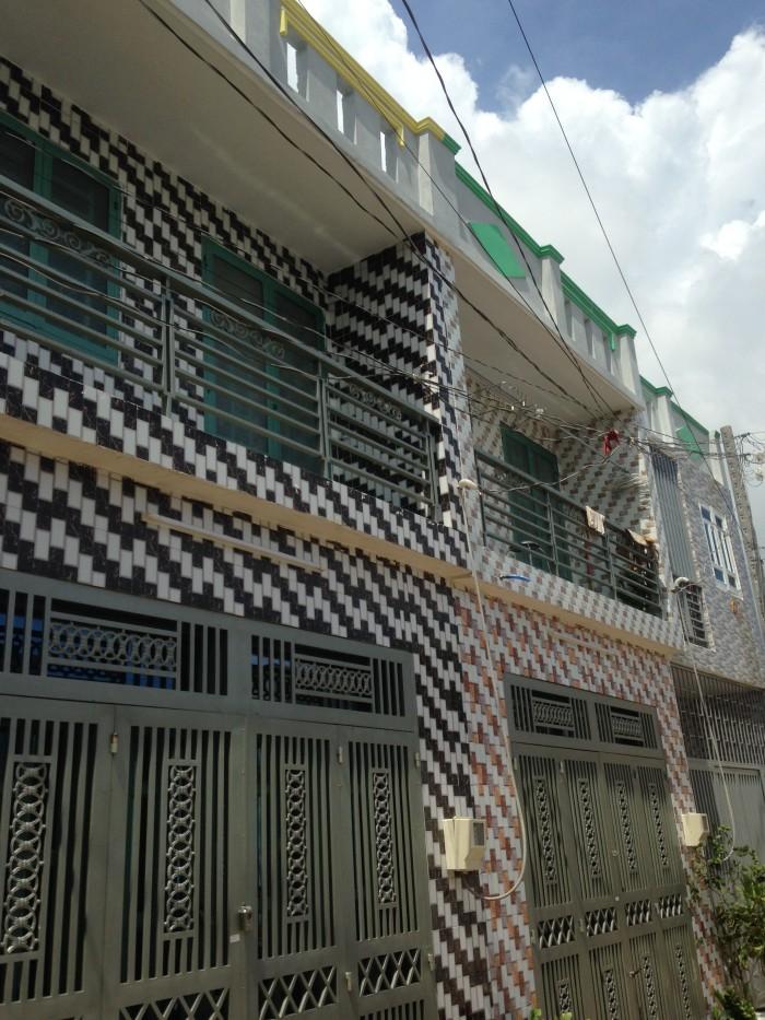 Chính chủ bán nhà Võ Văn Vân,4m x 8,5m 1 lầu, hẻm rộng