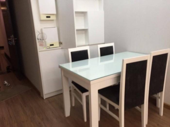 Cho thuê căn hộ Sunrise City 2 phòng ngủ, 99 m2 thiết kế đẹp, full nội thất 21 triệu/tháng