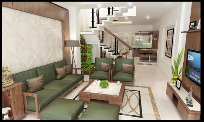 Bán nhà đẹp Phan Ngữ 70m 13.2 tỷ oto.