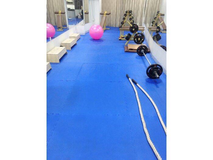 Thảm Lót Phòng Tập Gym Dày 3cm Giá Rẻ Tại Nha Trang,Bình Định,Gia Lai1