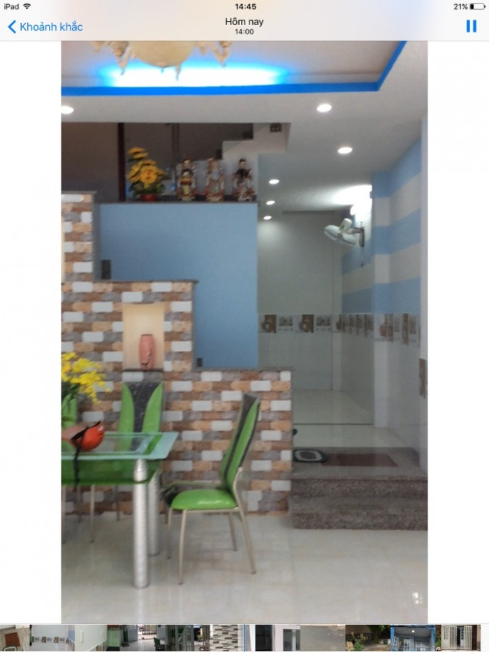 Nhà MT đường số 9 khu Bình Phú P11 Q6