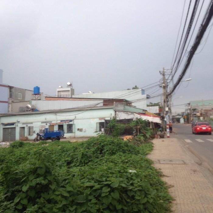 Sang lô đất ngay chợ Rạch Kiến,giá 460tr/100m2 sang tên ngay
