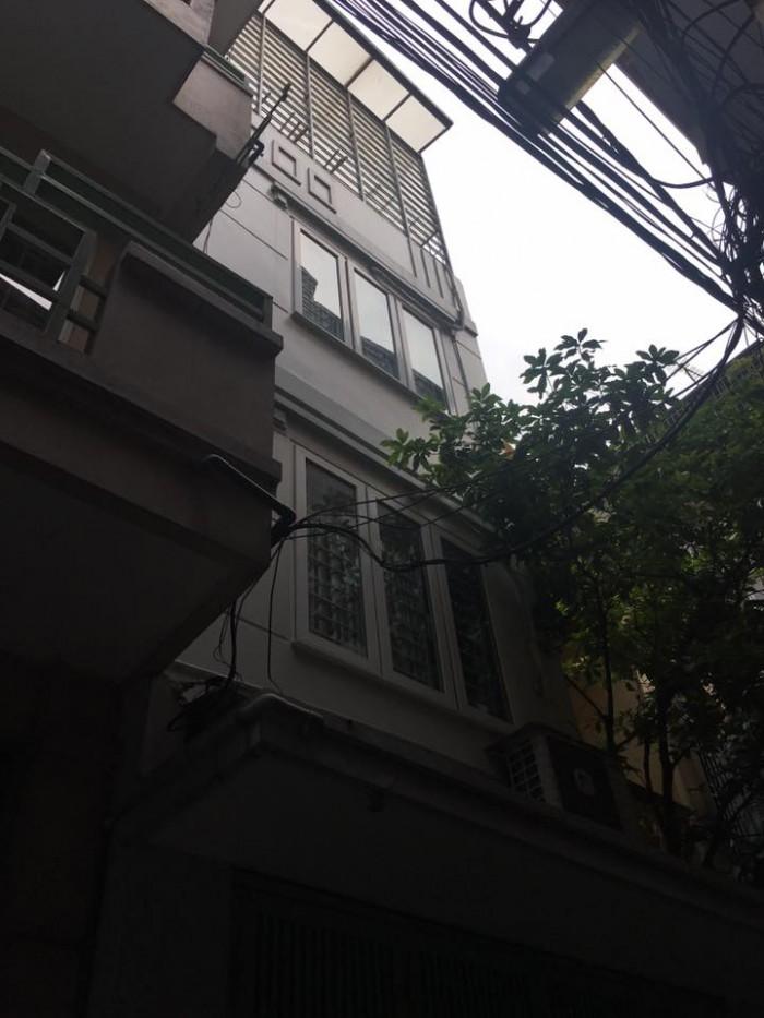 Bán gấp nhà phố Đào Tấn ô tô đỗ cửa, 43m2  chỉ 4,16 tỷ