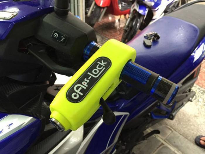 Giải pháp đột phá để chống trộm cho xe máy