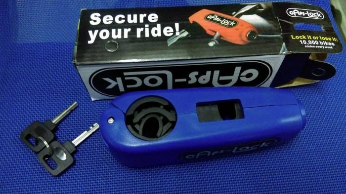 Giải pháp đột phá để chống trộm cho xe máy 2