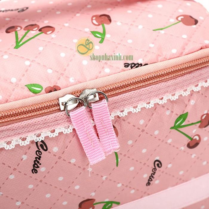 Túi Đựng Mỹ Phẩm Cherry Xinh Xắn NX2190
