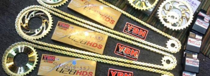 Nhông sên đĩa YBN chính hãng xuất khẩu.dia chi big C dĩ an.bình dương