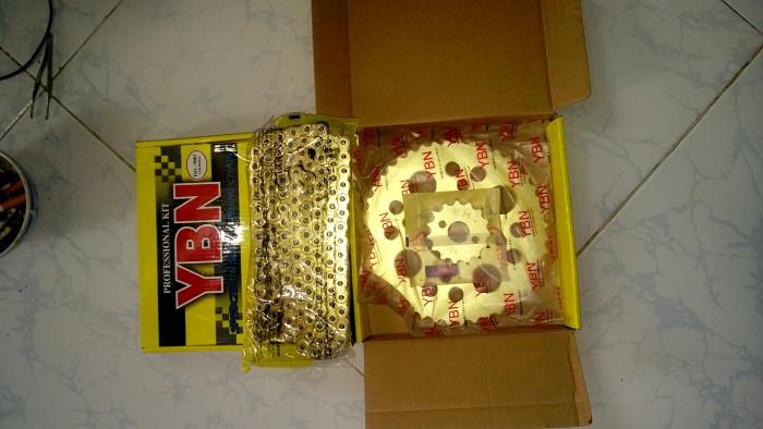 Nhông sên đĩa YBN chính hãng xuất khẩu.dia chi big C dĩ an.bình dương 1