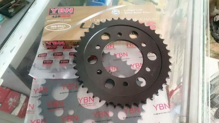 Nhông sên đĩa YBN chính hãng xuất khẩu.dia chi big C dĩ an.bình dương 3