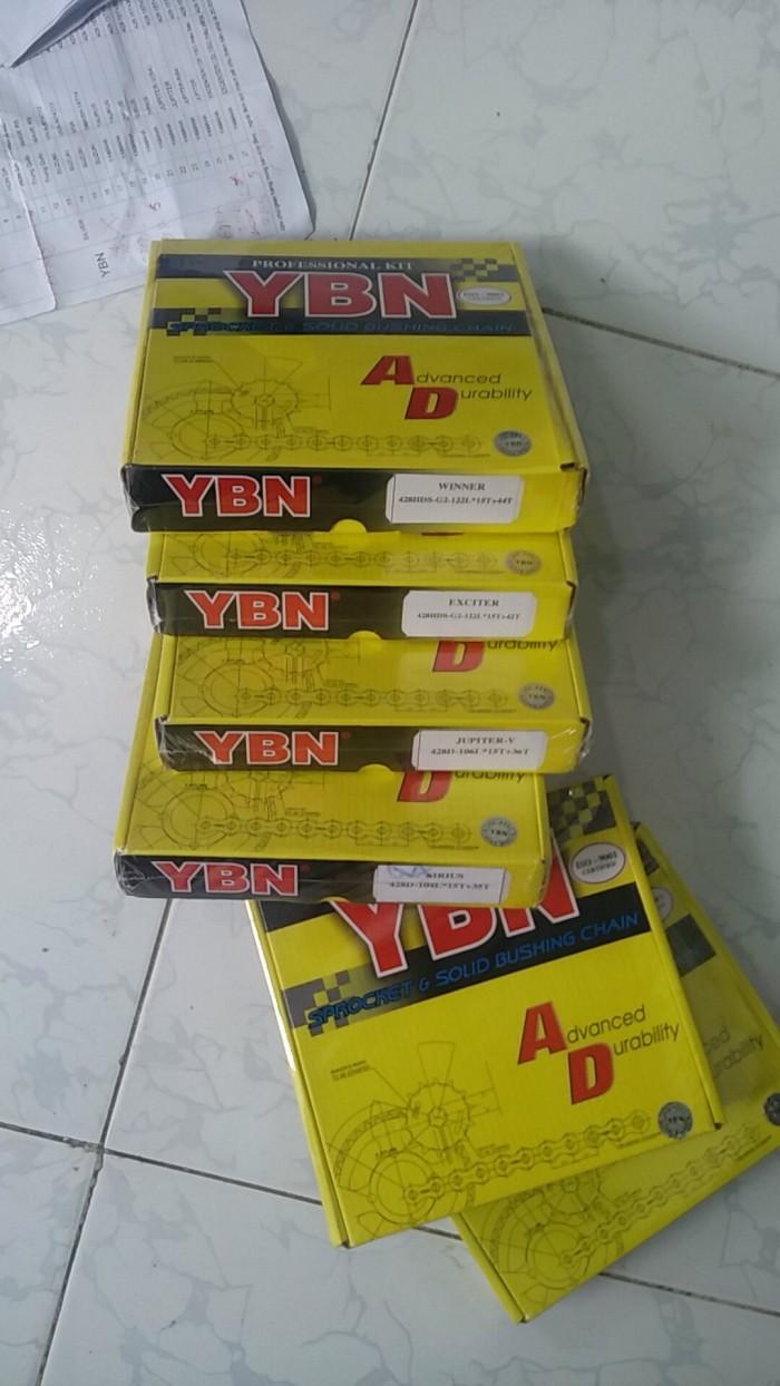 Nhông sên đĩa YBN chính hãng xuất khẩu