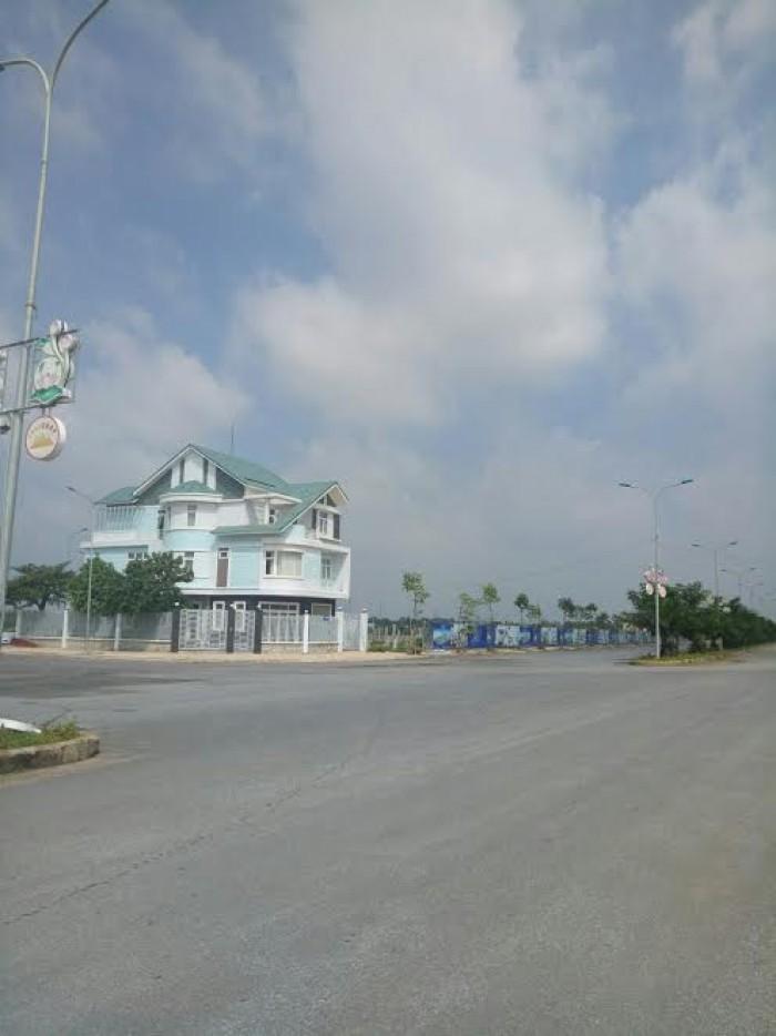 Bán đất nền ven sông quận 9  KĐT Long Hưng, giá rẻ