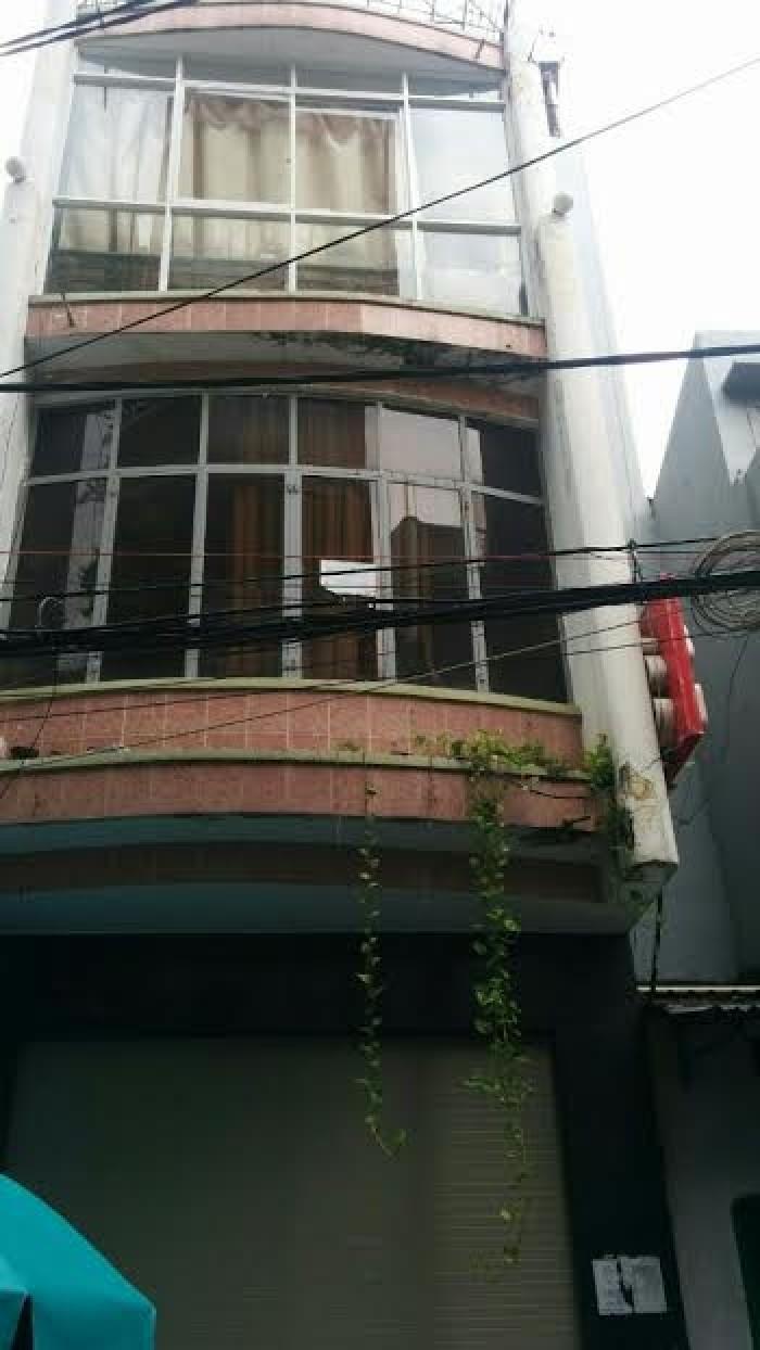 Cần Bán Gấp Nhà Hẻm 4m, ở Nguyễn Tri Phương , Q10 . HCM
