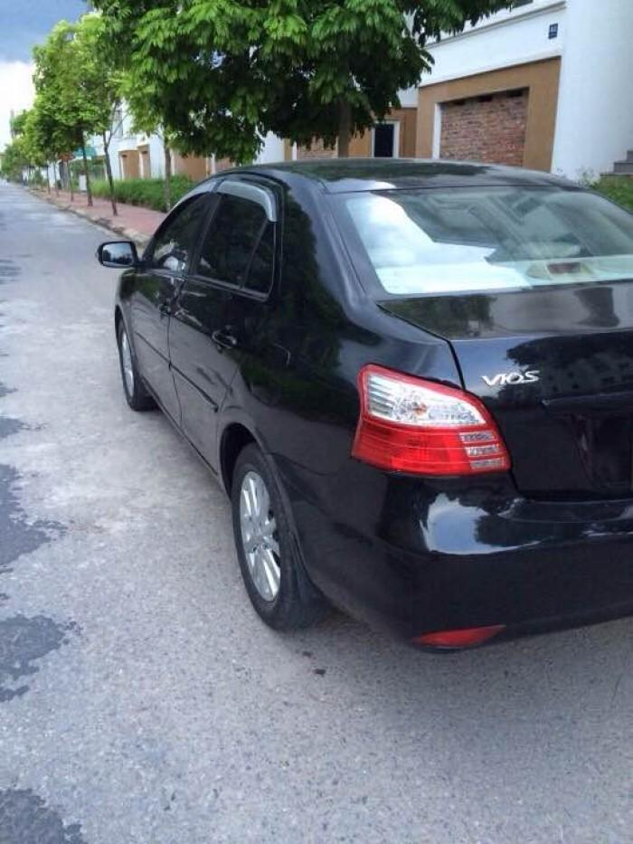Bán TOYOTA VIOS 2011 màu đen