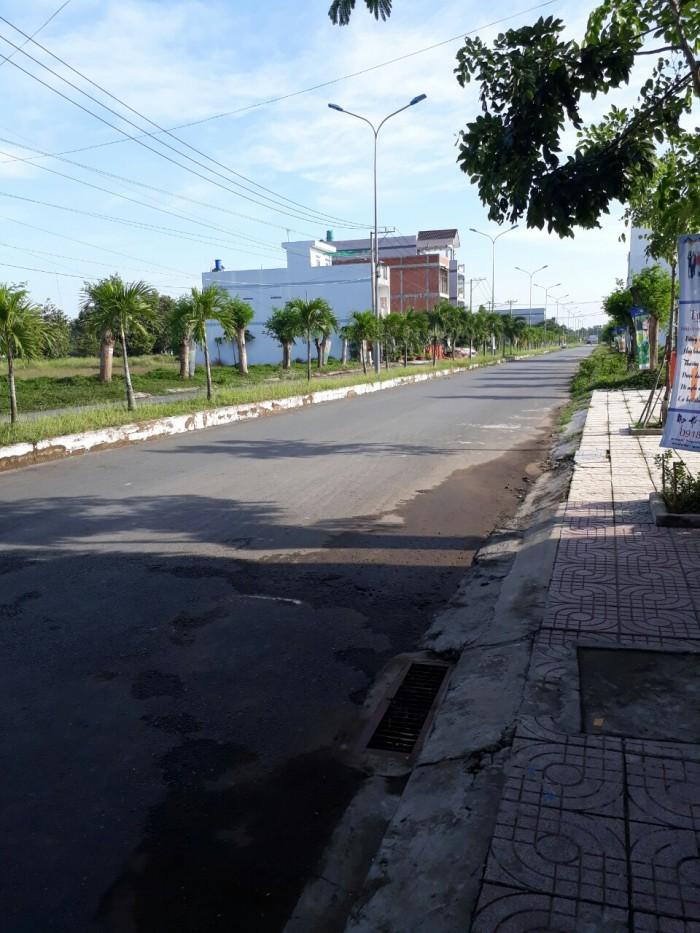 Bán Đất Tân Bửu Bến Lức Cách Chợ Đệm 2km, Dduong Nguyễn Hữu Trí