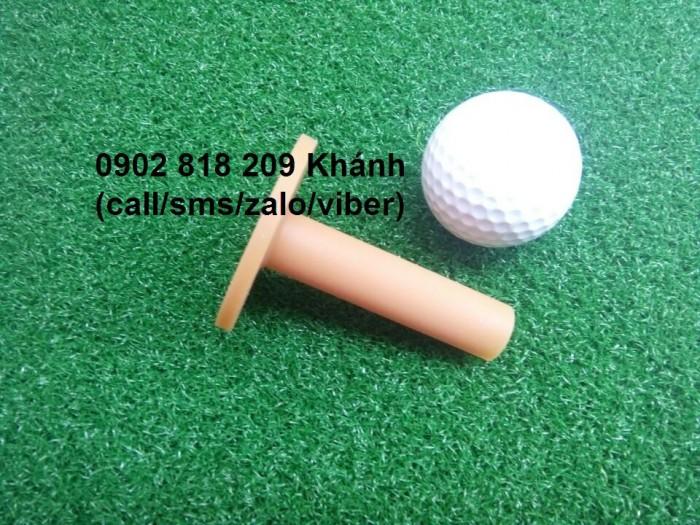 Tee golf cao su giá rẻ