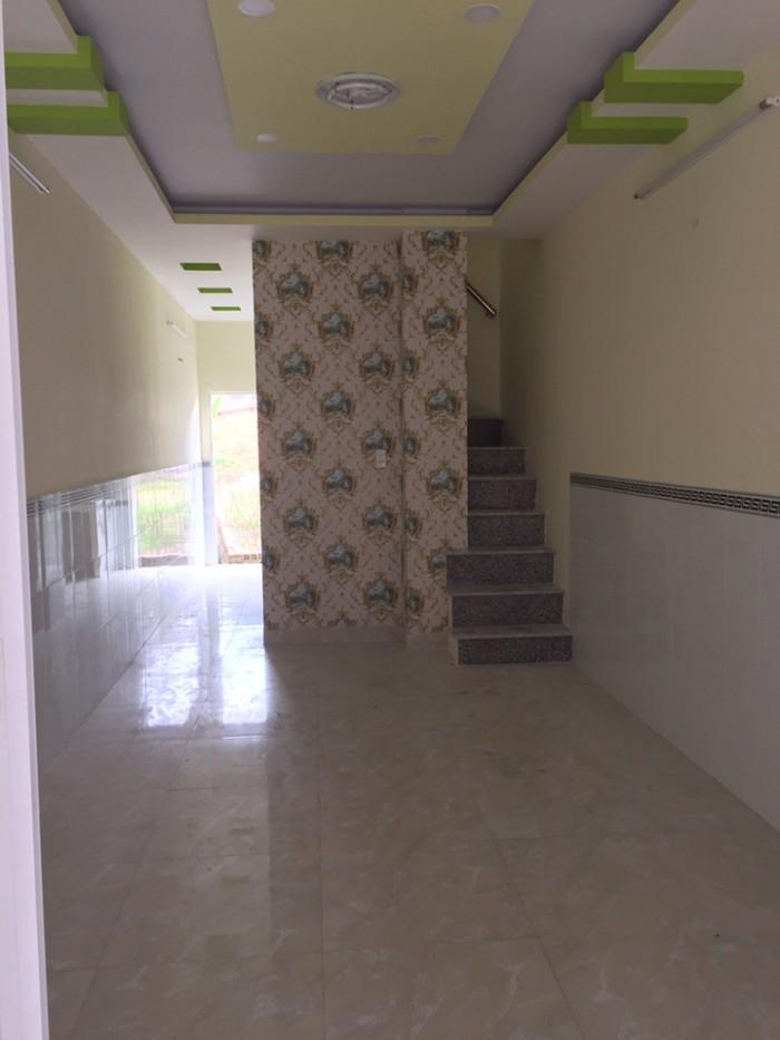 Nhà 1 lầu Thạnh Lộc 41, dt 3,2x12m, ngay UBP Thạnh lộc, Quận 12